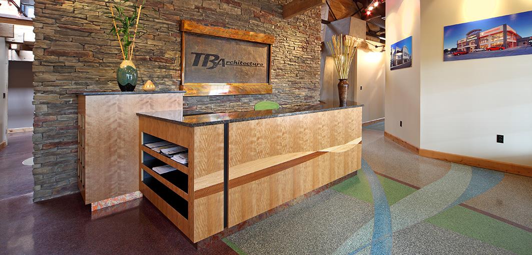 Custom Front Desk Designer West Monroe LA