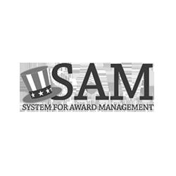 System for Award Management (SAM) Logo