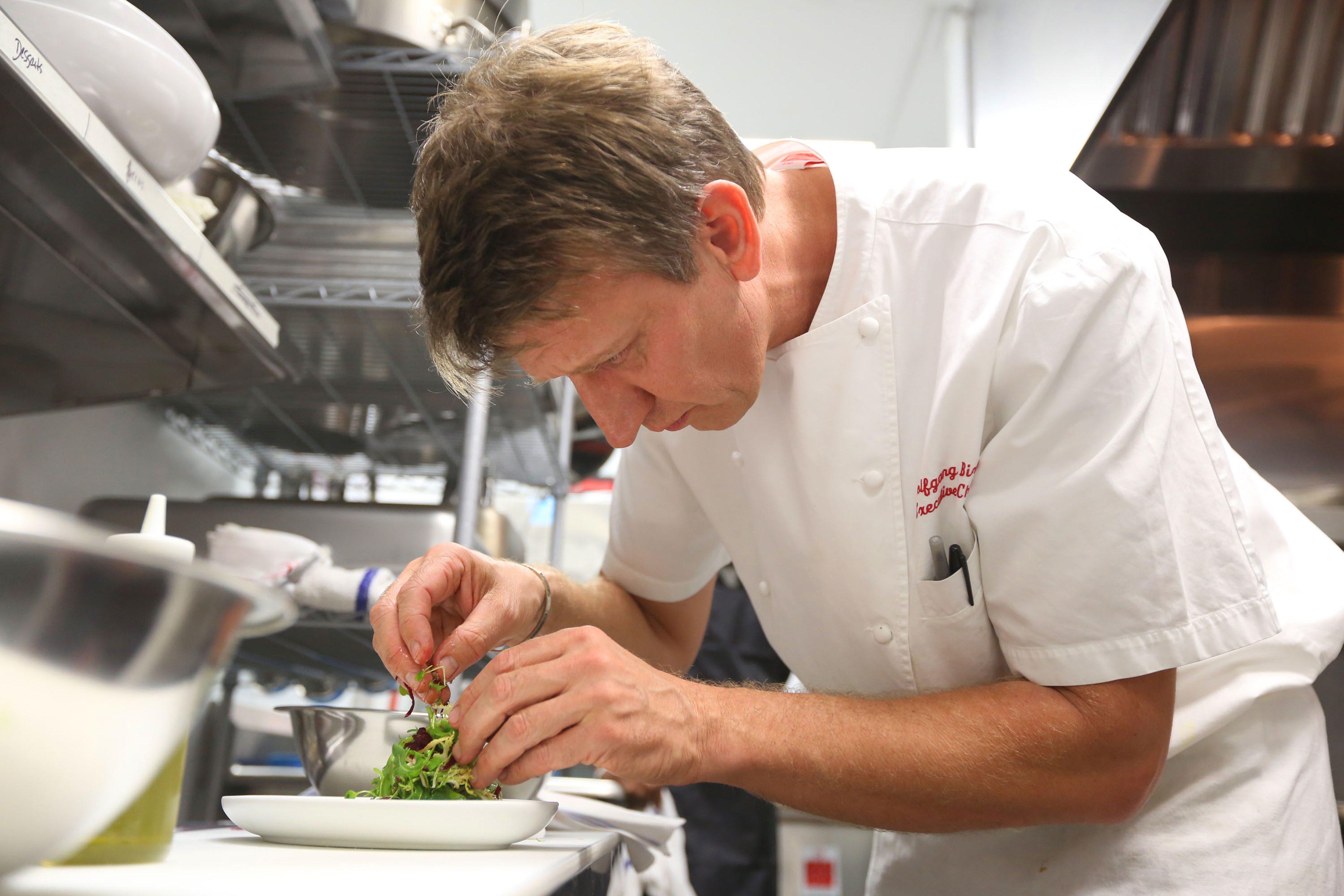 Chef Wolfgang Birk in Miami Florida - Get Ink PR