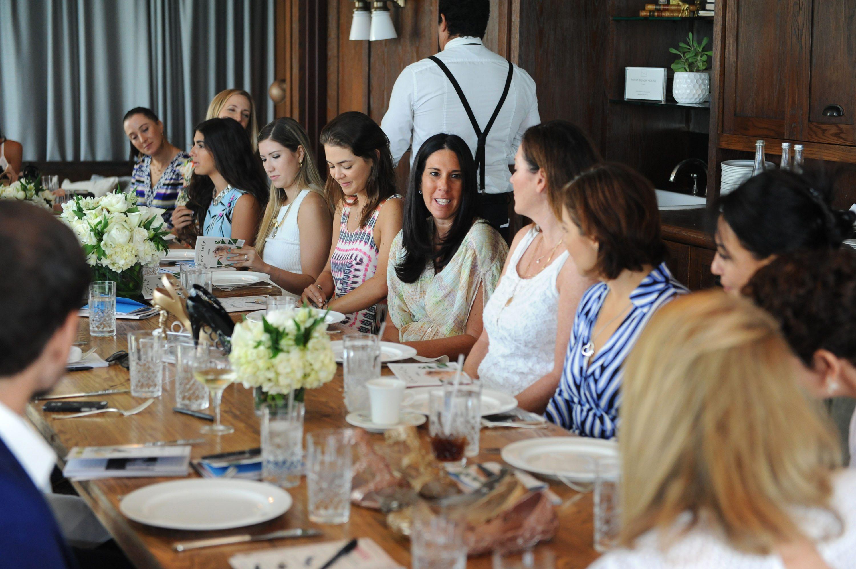 Melissa Shoes Vogue Latinoamerica Lunch Soho House Miami Beach - get Ink PR