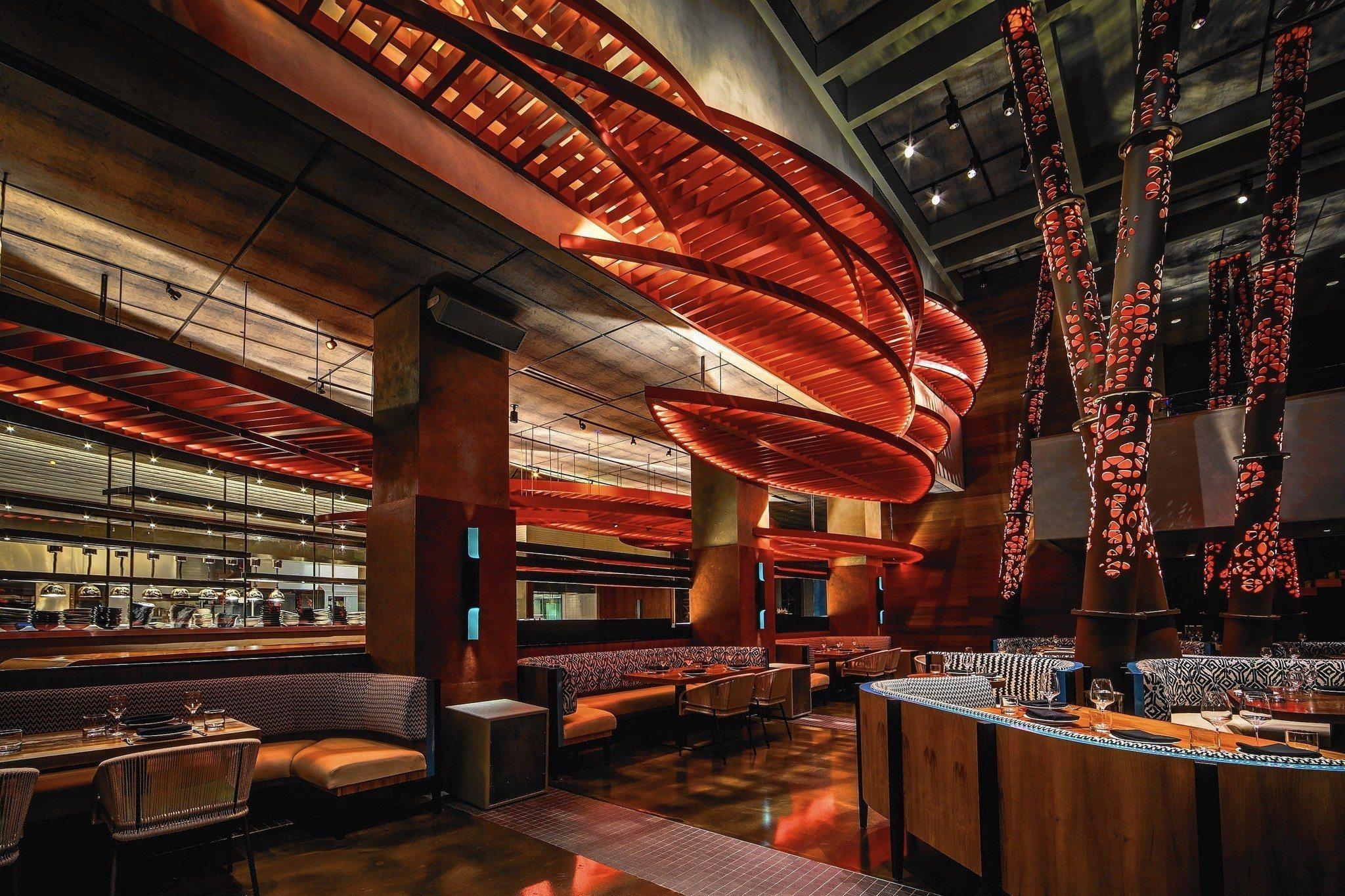 Komodo Brickell Miami Restaurant - Get Ink PR