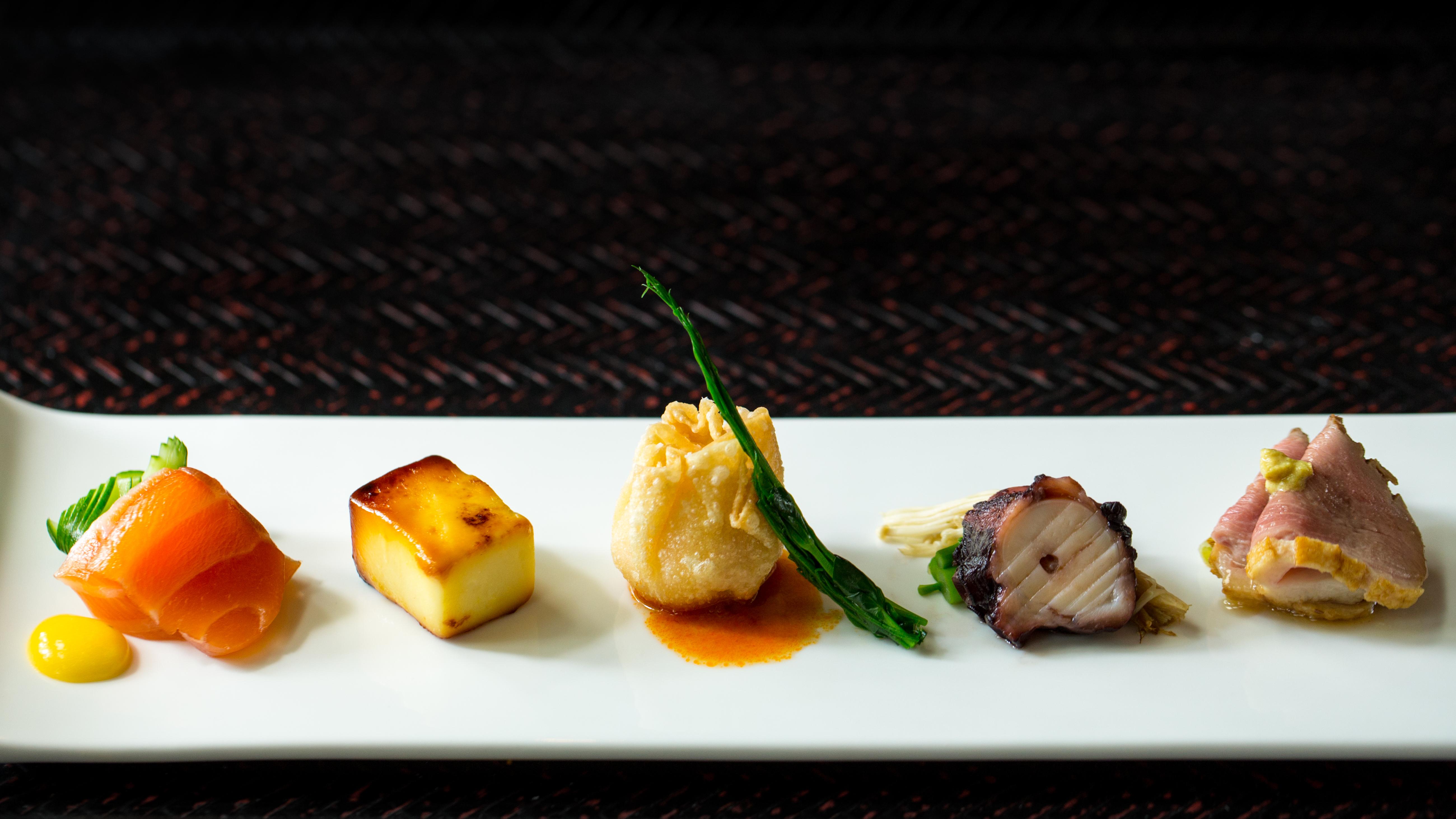 Sushi Den Chef's Table Omakase Thanksgiving Denver - Get Ink PR