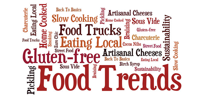 Food trends bad and good - Get Ink PR