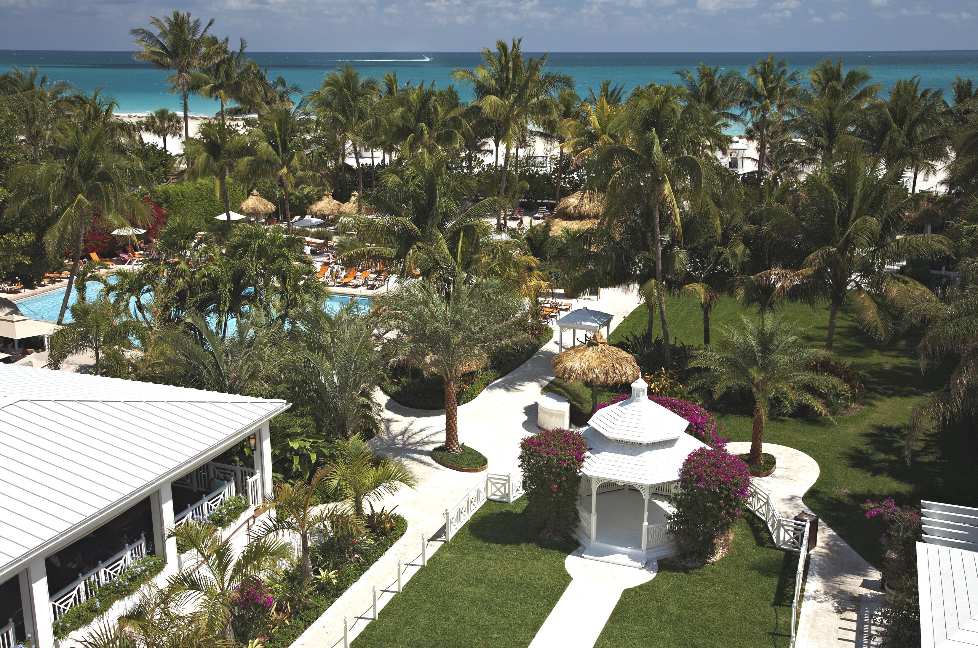 The Palms Hotel & Spa Garden Miami - Get Ink Pr