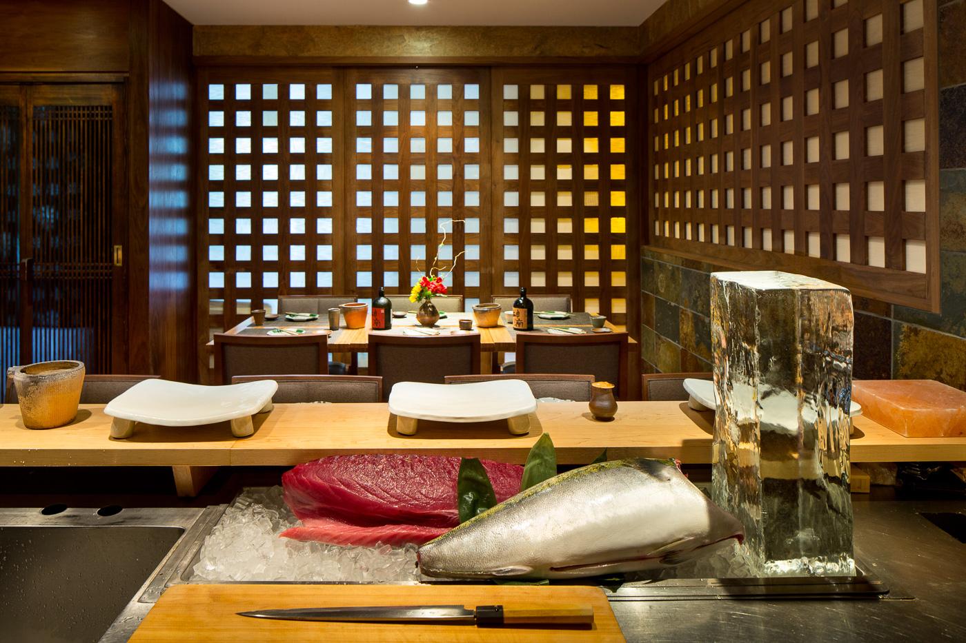 Sushi Den Denchu Room Denver - Get Ink Pr