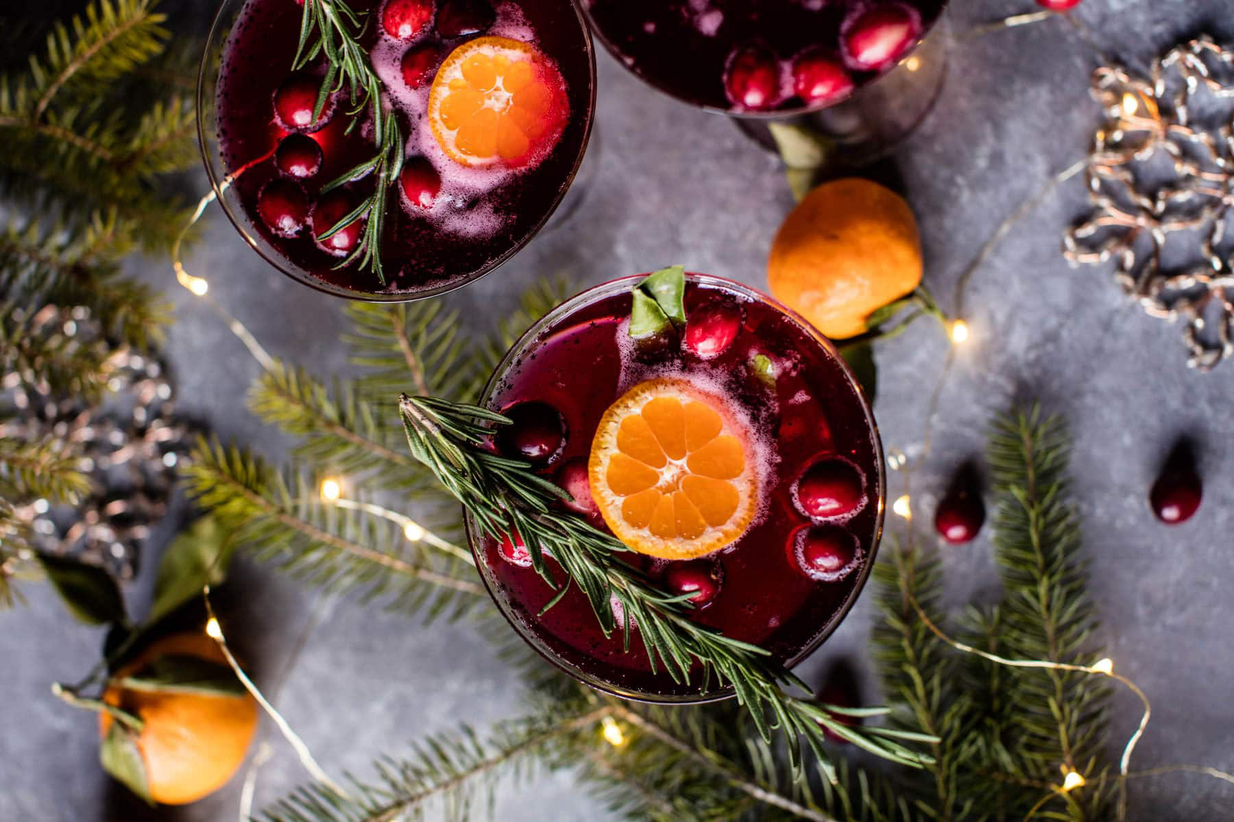 Denver and Miami Holidays Cocktails - Get Ink Pr