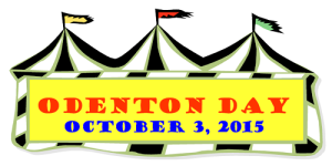 Odenton Day tent