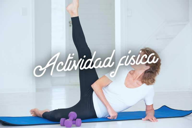 10 tips para comenzar una vida Saludable A Mi Manera actividad fisica