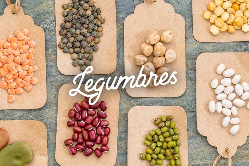 Alacena saludable legumbres