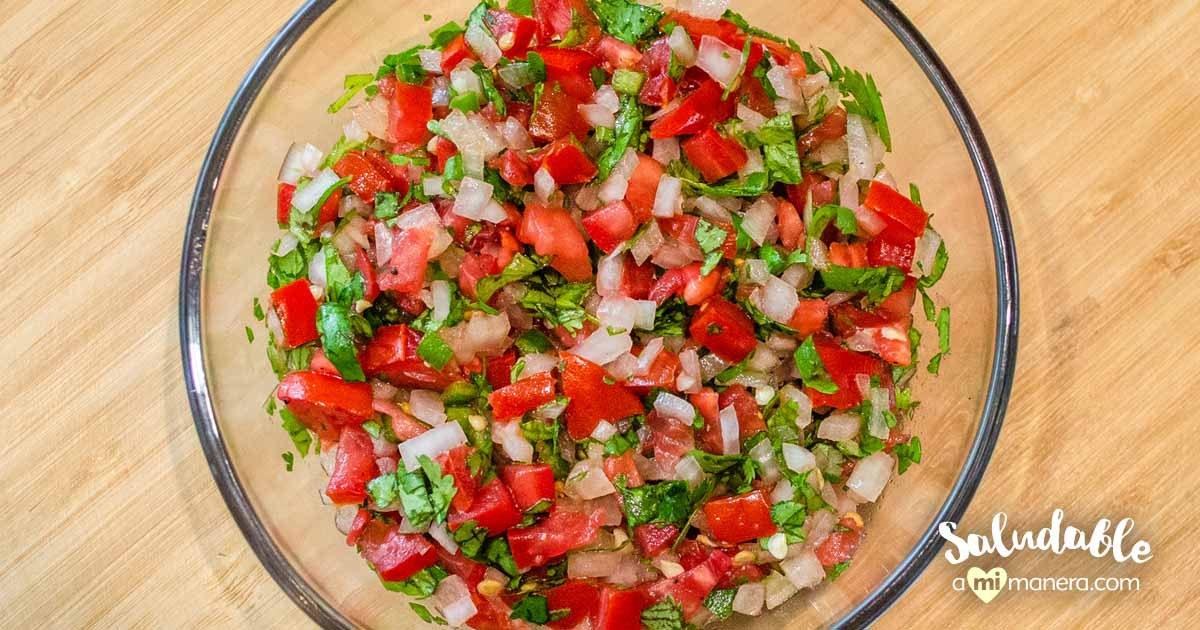 Salsa Pico De Gallo