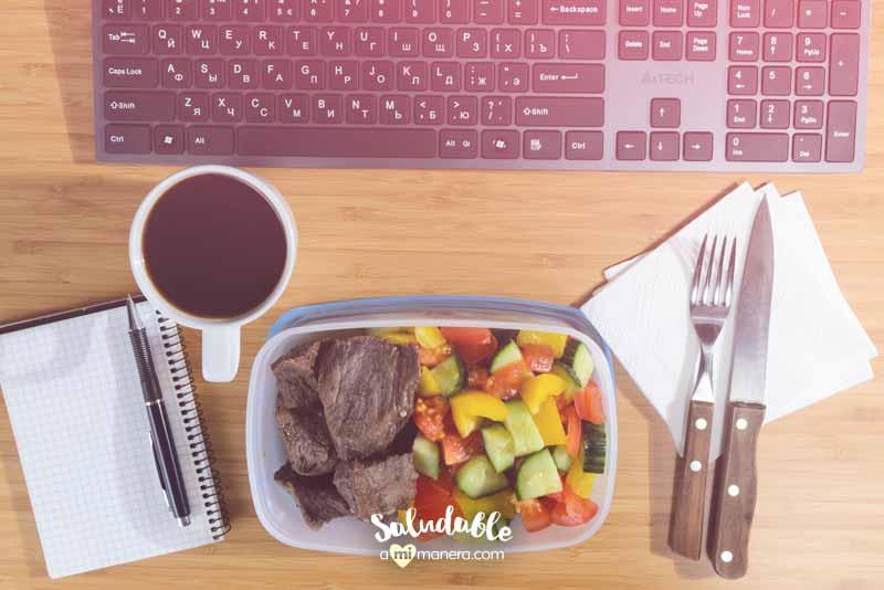 Como adelgazar con un horario de comidas