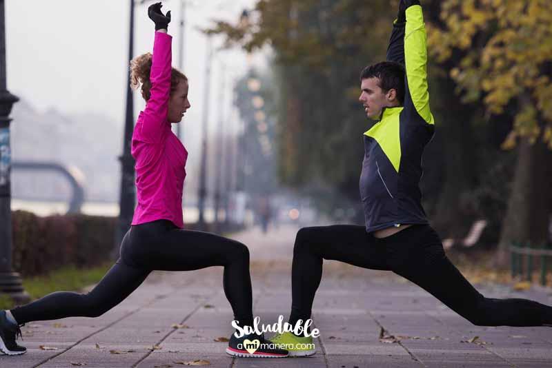 Mejores ejercicios según tu edad 20 a 70 años