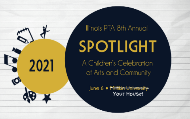 Spotlight is a virtual event for the whole family!