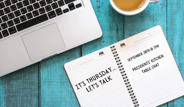 Check out Illinois PTA's latest virtual series full of resources for leaders.