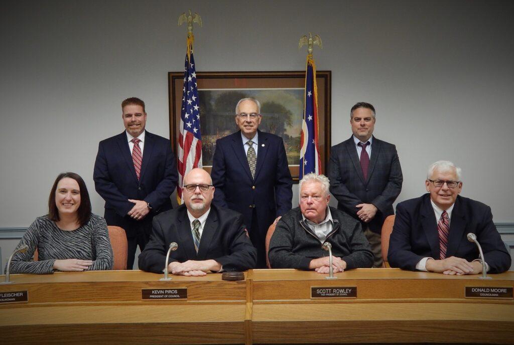 Corland City Council 2021