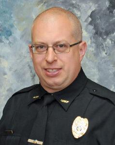 Police Chief David Morris