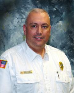David Rea, Cortland Fire Chief