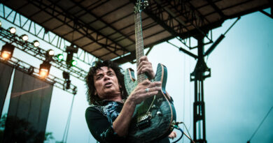 Spinning The Record Straight: A Conversation With Ex-Autograph Guitarist Steve Lynch