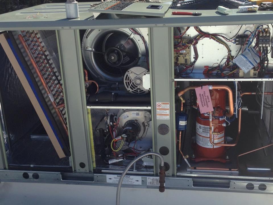 heating repair company
