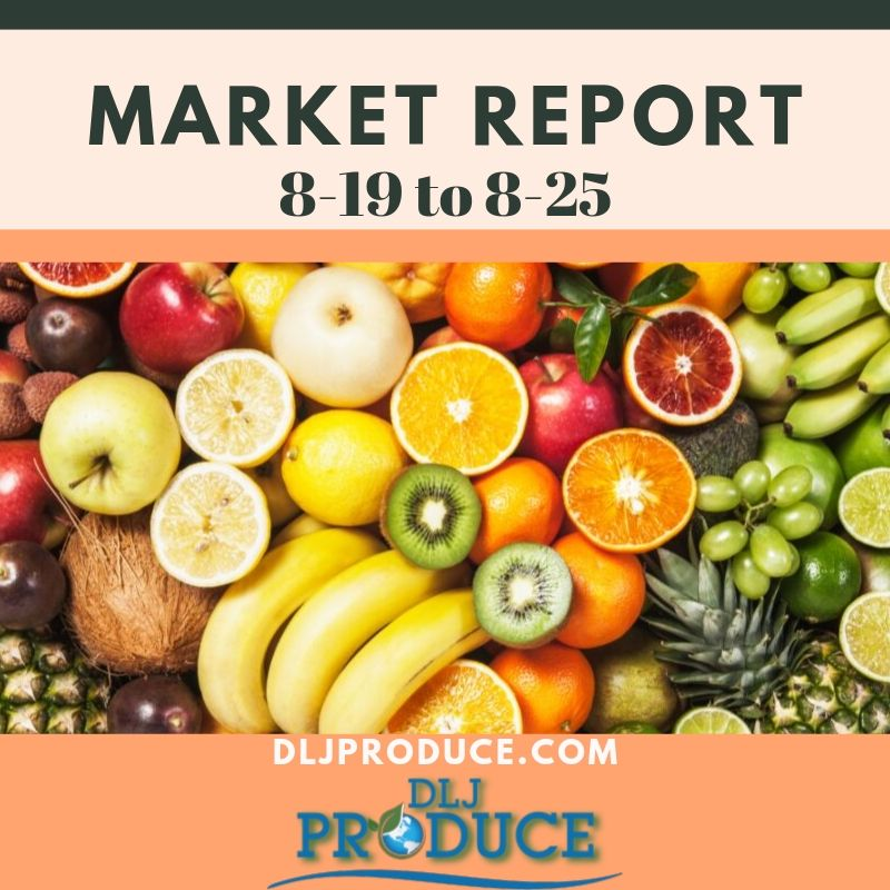 Fresh produce fruits market report by dlj produce