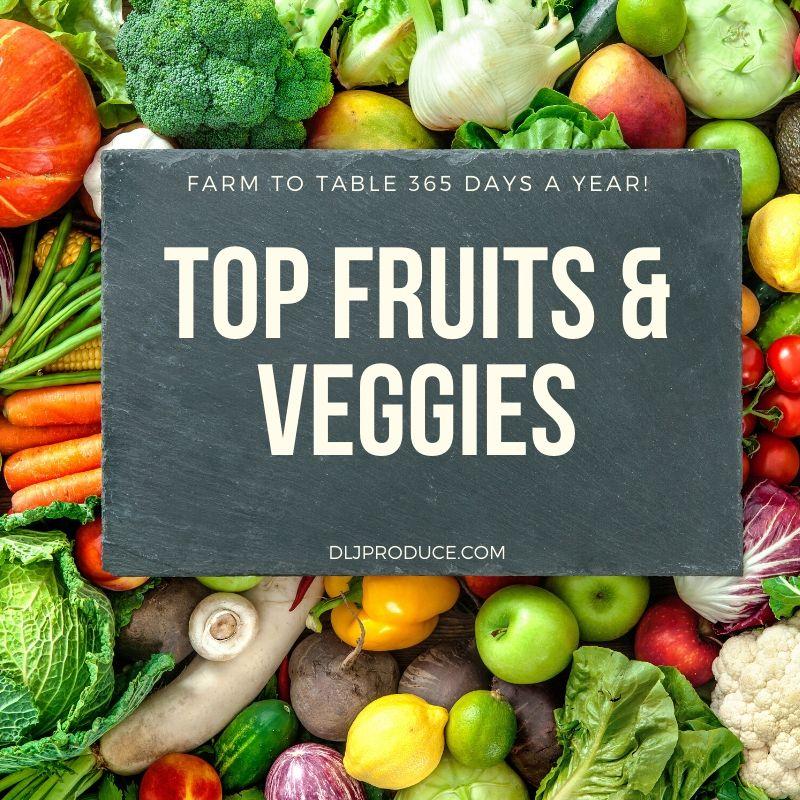 Nationwide Fruits & Vegetables supplier