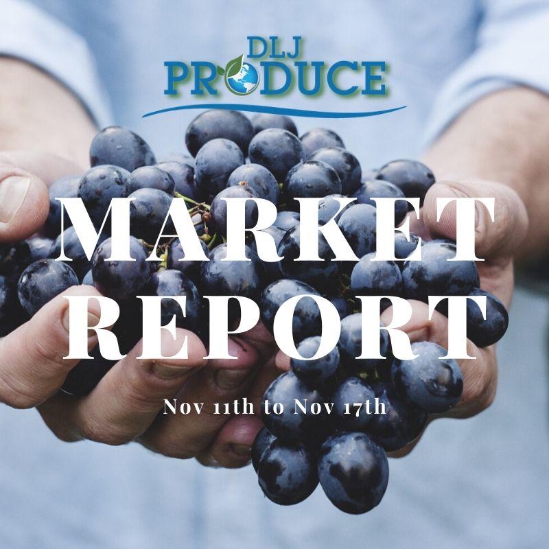 DLJ PRODUCE MARKET REPORT NOVEMBER 2019