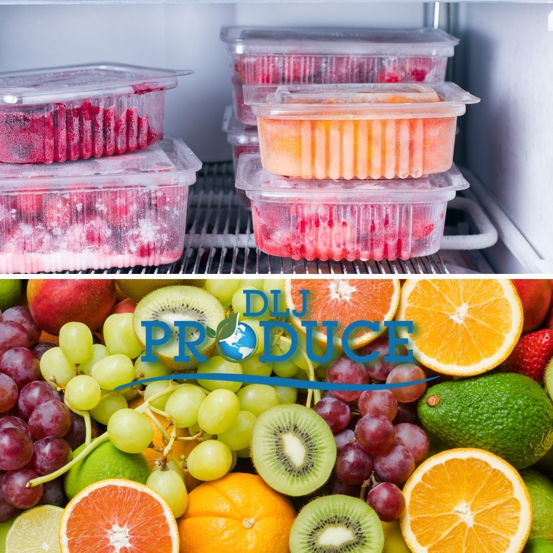 Frozen or Fresh Produce in Your Kitchen and Why?