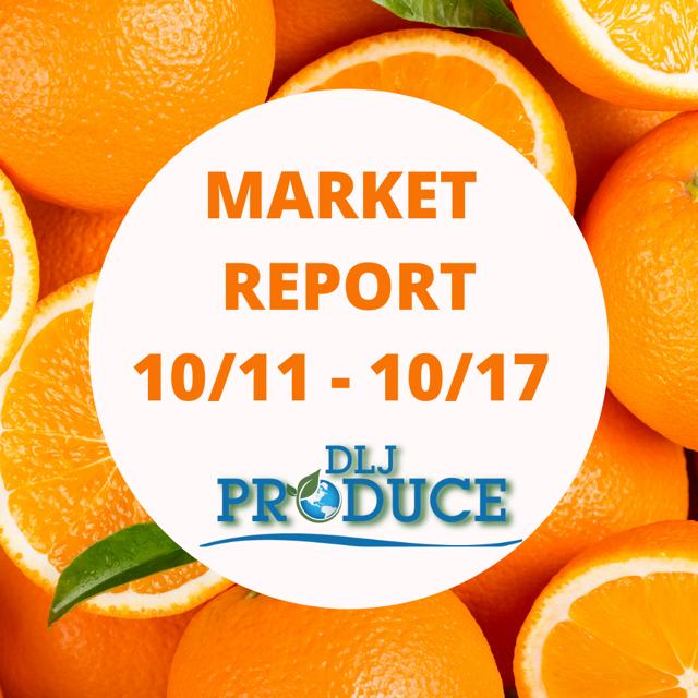 Market report 11 Oct to 17 Oct