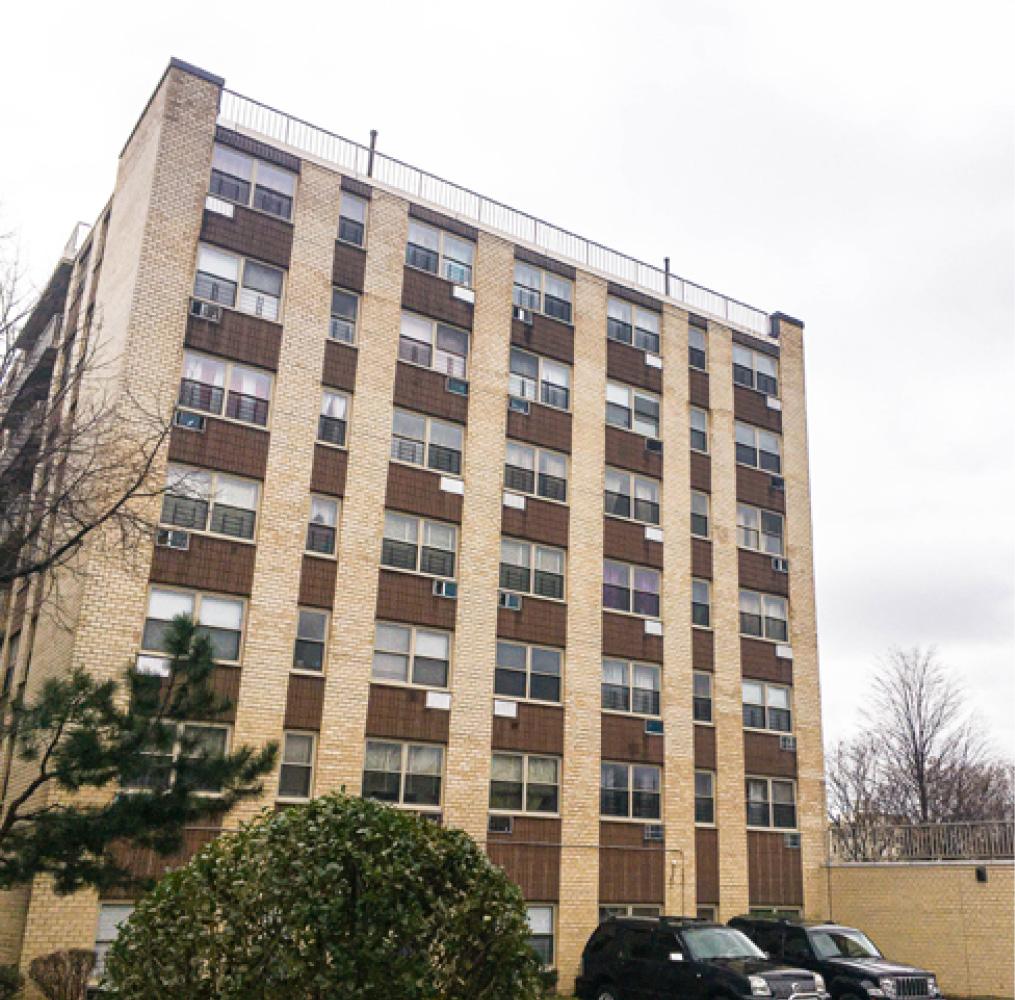 Front of Sentient Buildings