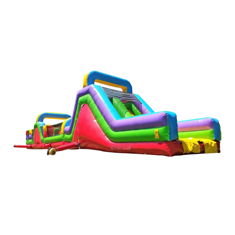 60' MEGA RUSH OBSTACLE COURSE