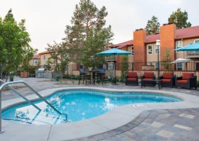 Corona Pointe Resort Swimming Pool