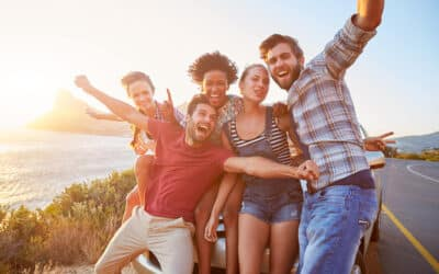 Four Benefits of Surrounding Yourself with Positive Friends