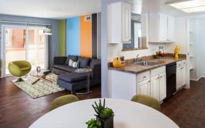 Green Living at Corona Pointe Resort and Townhomes