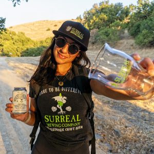 Surreal Beer Successful Goals NA Beer Surreal Brewing Company