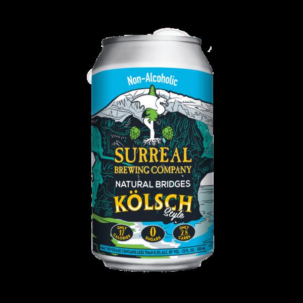 21010 Surreal Brewing - Natural Bridges Kolsch r4 PaperLabel Mockup r2