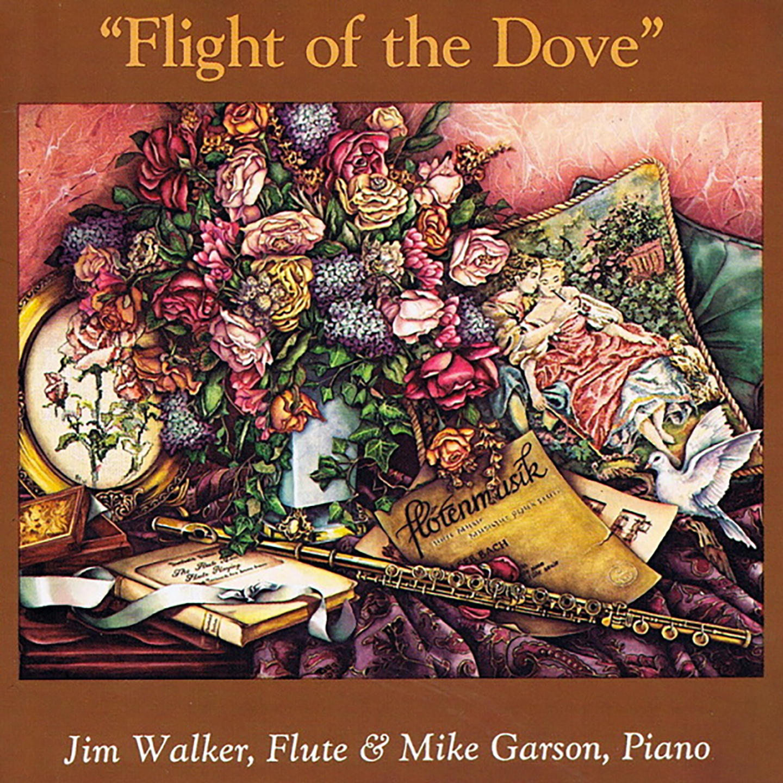 Jim Walker & Mike Garson - Flight of the Dove album cover