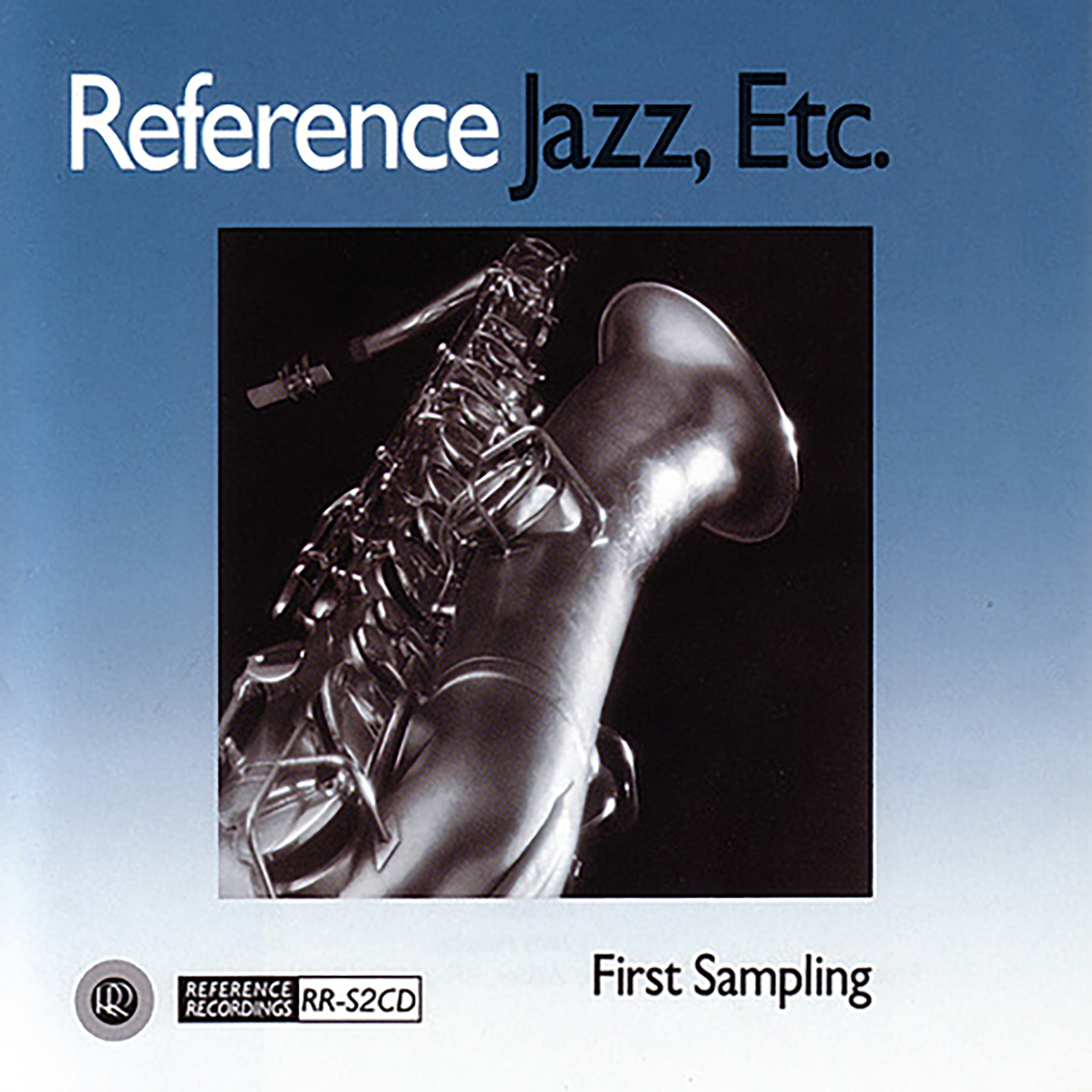 Reference Jazz album cover