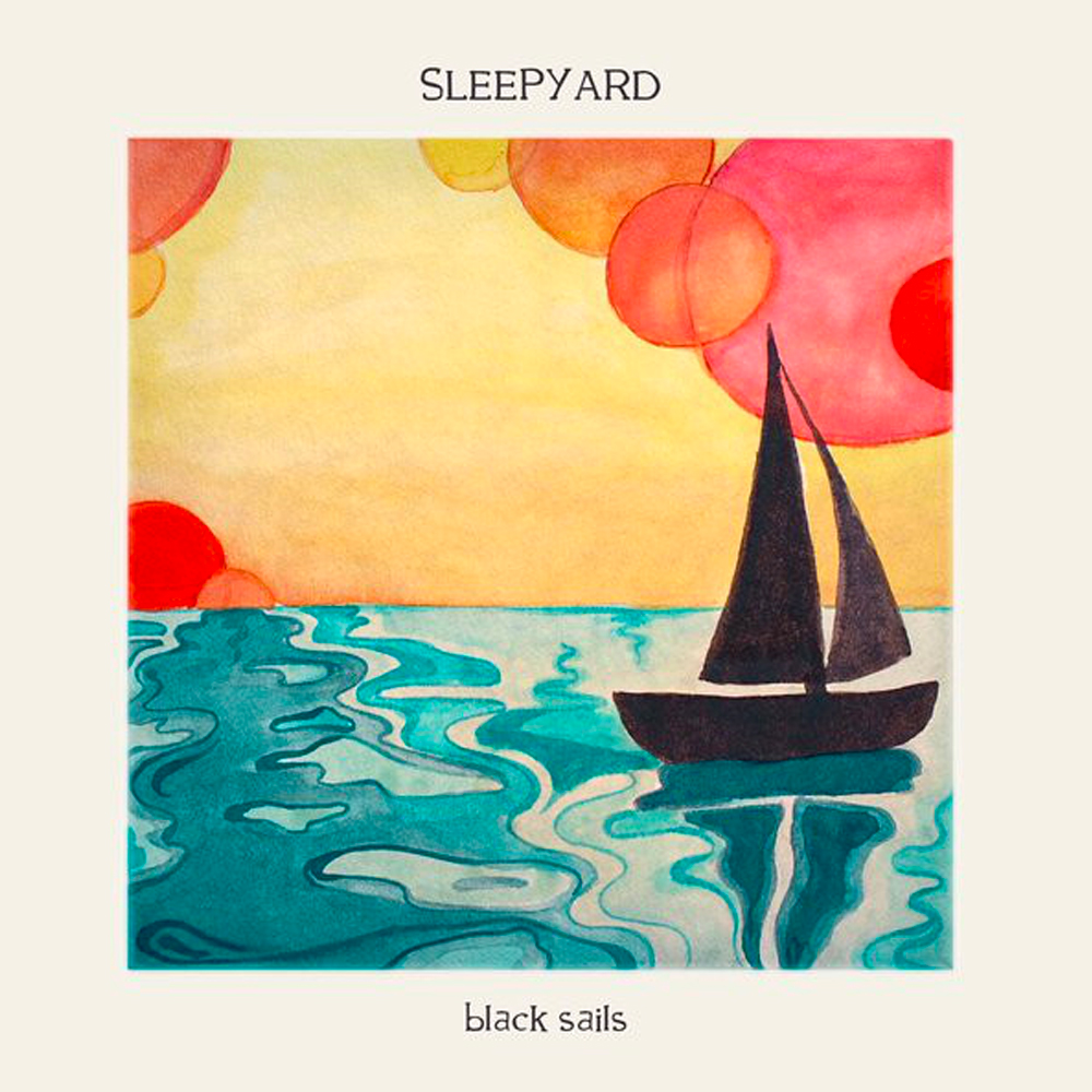 Sleepyard - Black Sails album cover
