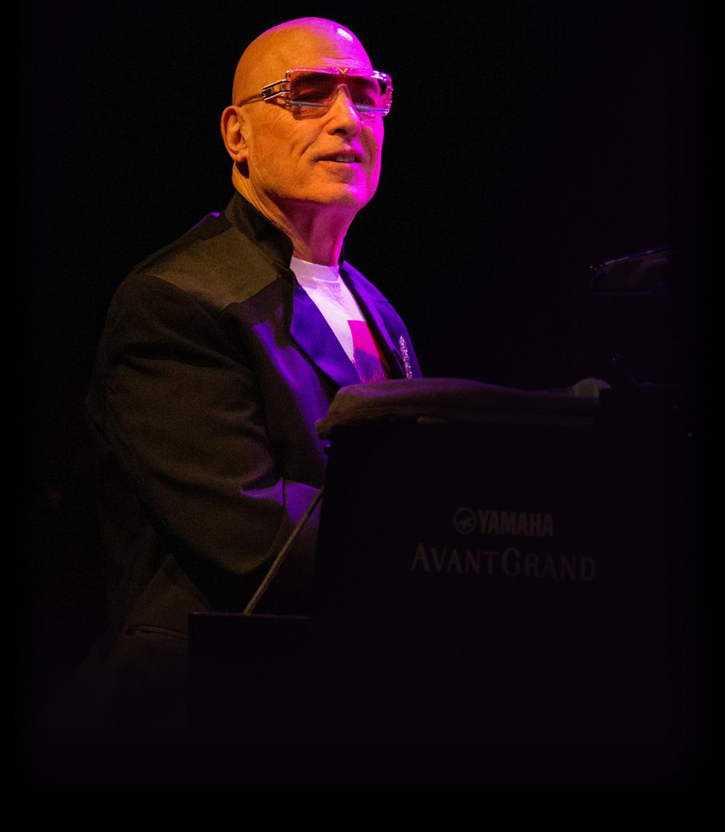 Mike Garson at Piano