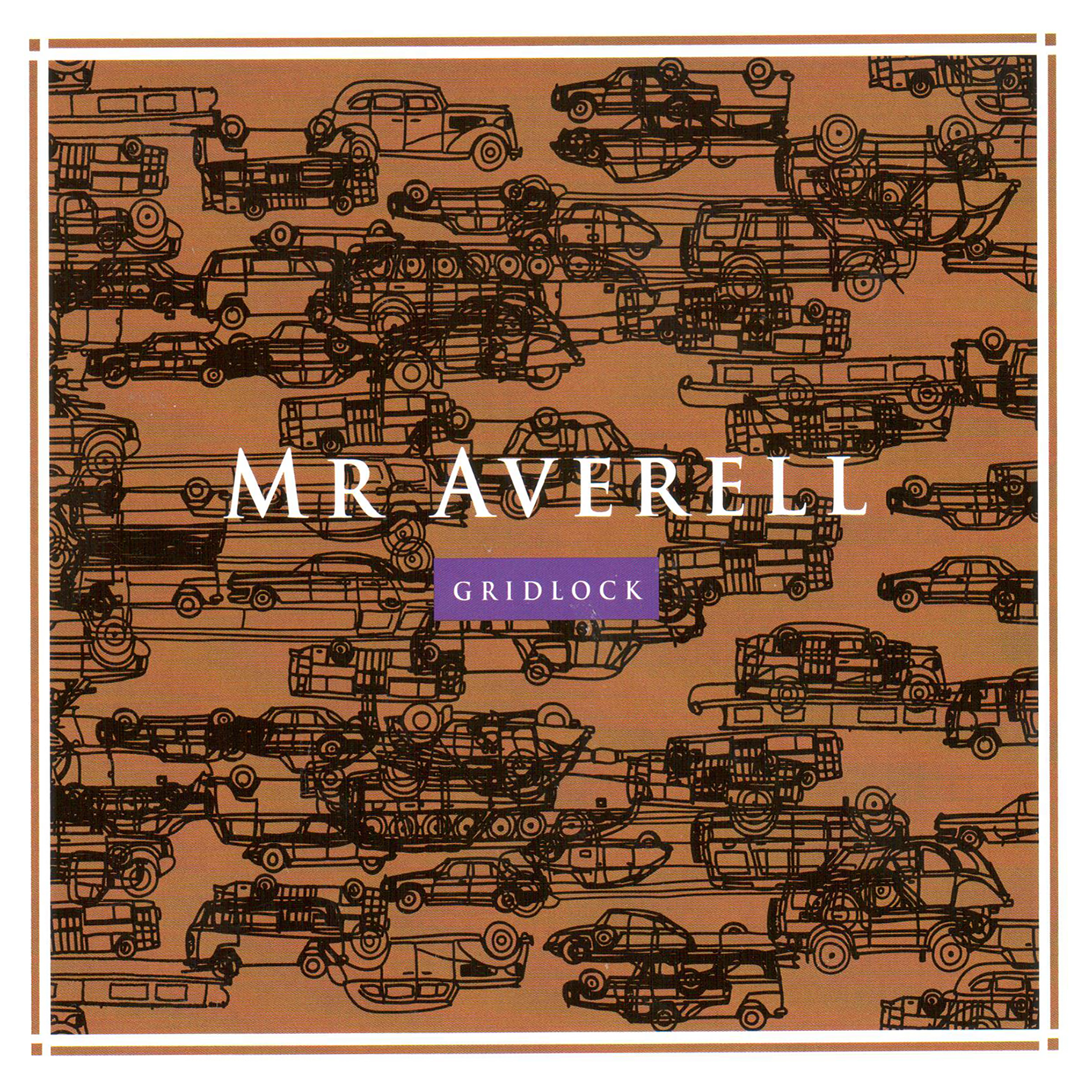 Mr Averell - Gridlock album cover
