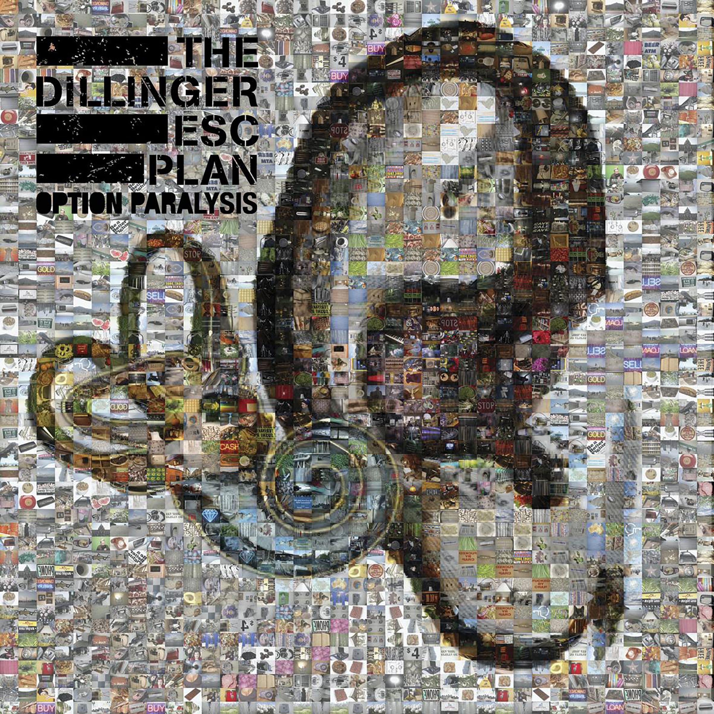 The Dillinger Escape Plan - Option Paralysis album cover
