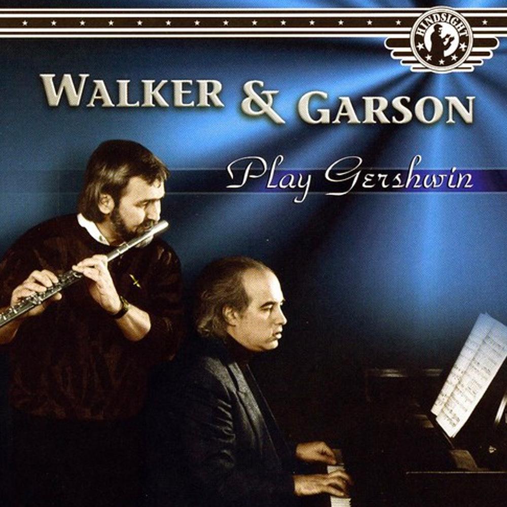 Walker & Garson Play Gershwin album cover