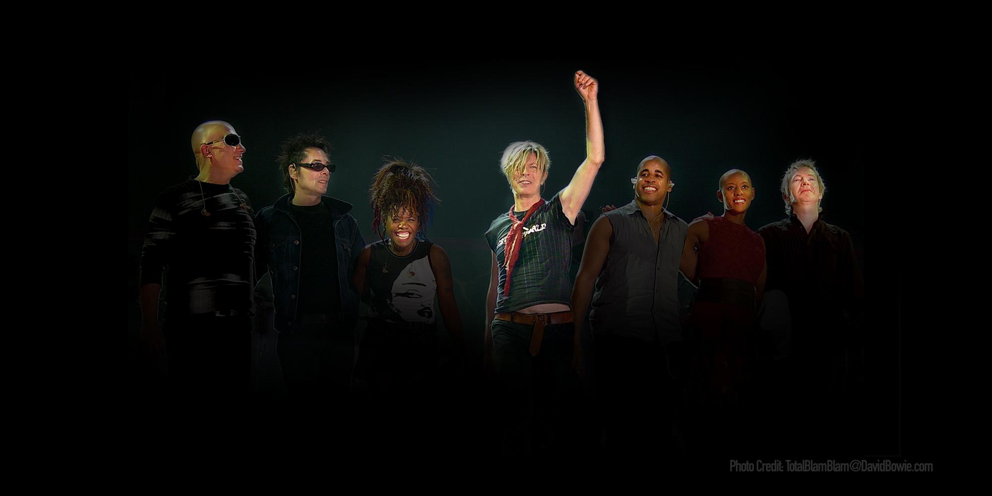 Honoring David at the 2016 BRIT Awards