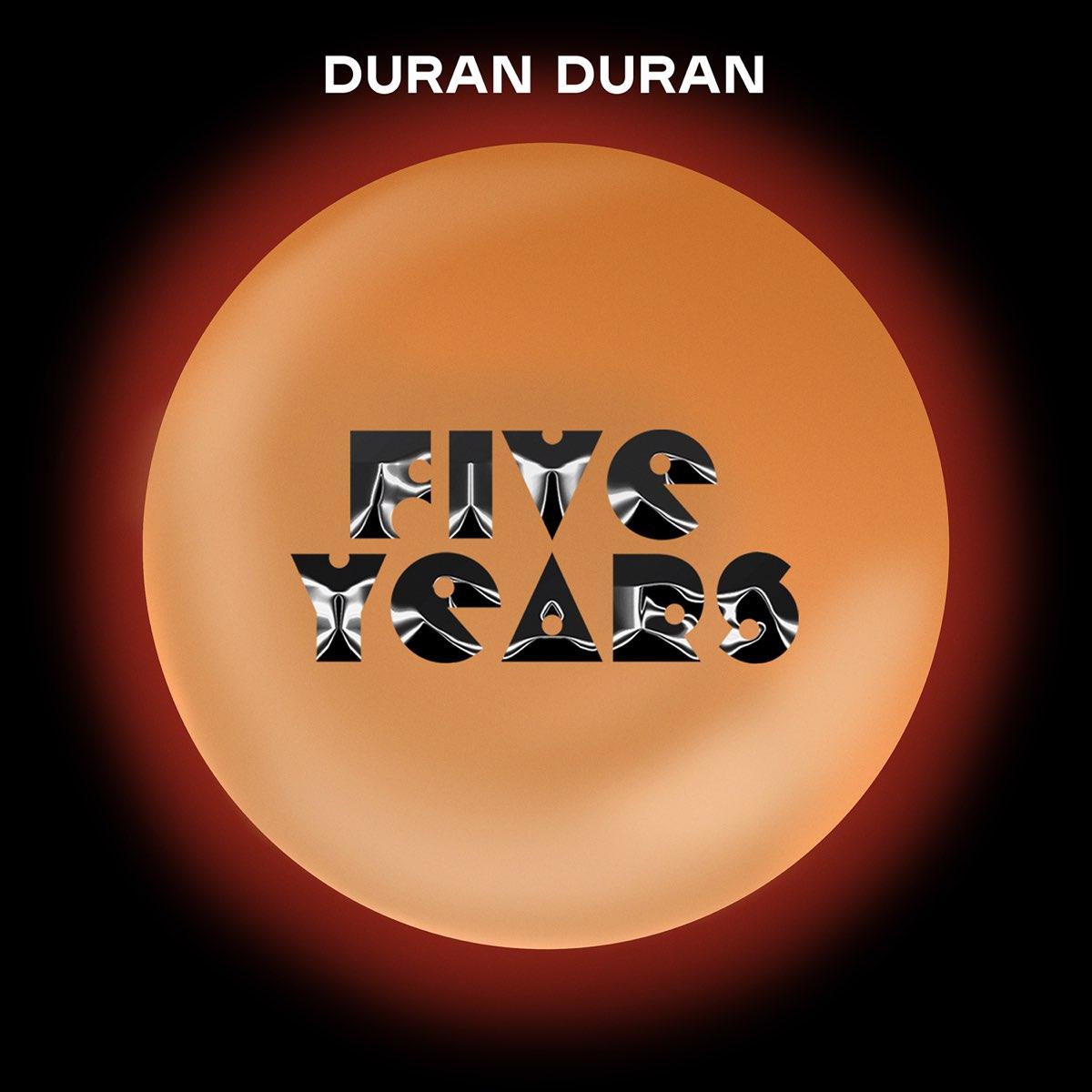 Duran Duran - Five Years album cover
