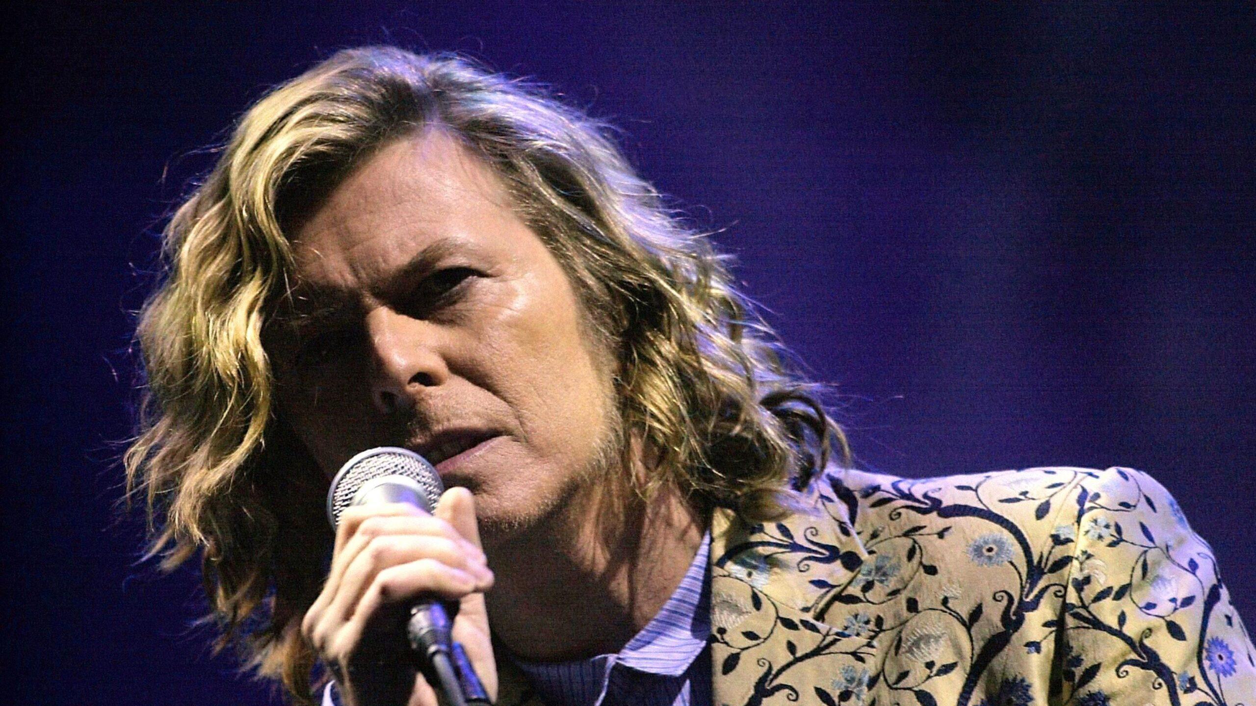 Glastonbury 2000 with David Bowie