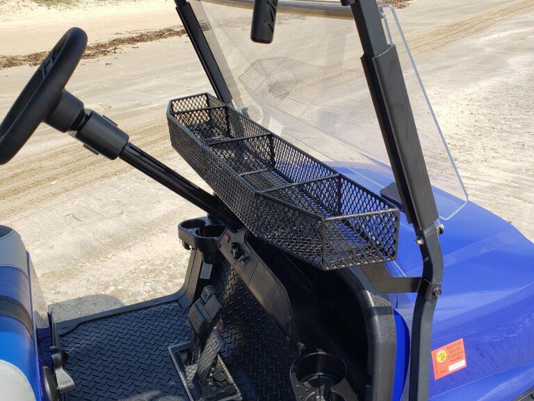 Golf Cart Storage Tray