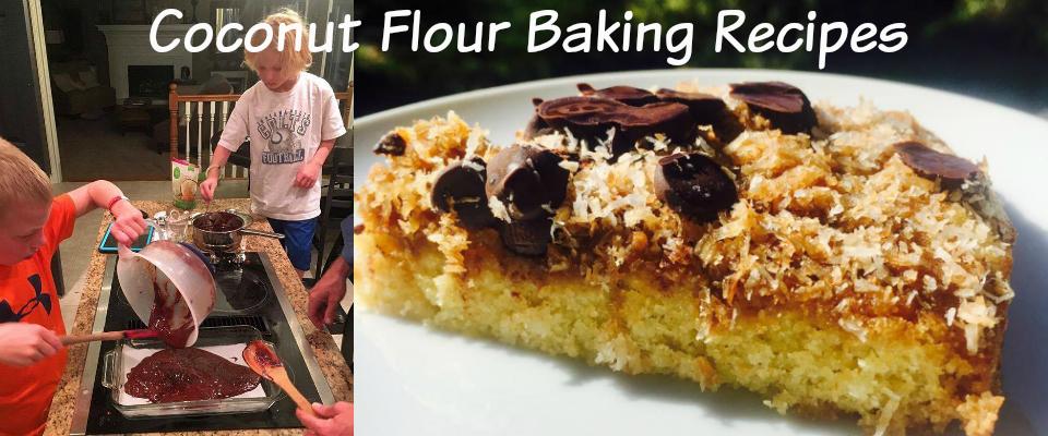 coconut-flour-baking-recipes