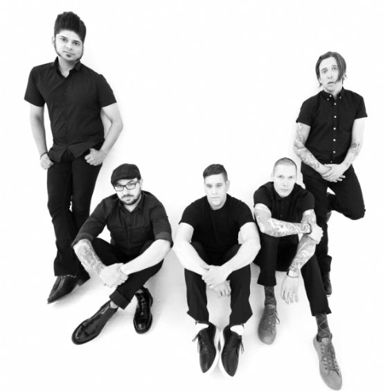 BILLY TALENT: Reaching New Heights