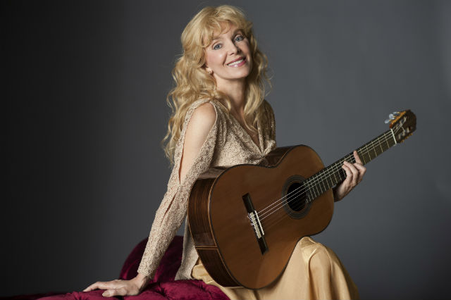 Liona Boyd: Last Tour for Canada's First Lady of Guitar