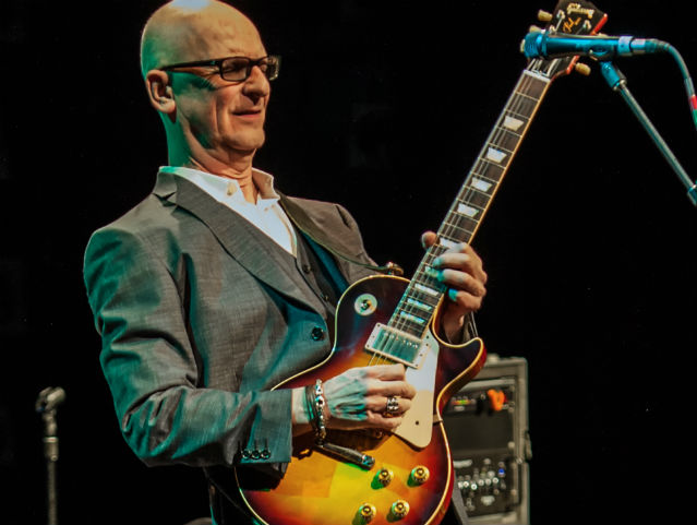 Kim Mitchell — Canada's Newest Songwriting Hall of Fame Member